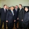 Рустам Минниханов, Ильхам Рахматуллин, Игорь Шувалов и Владимир Алекно