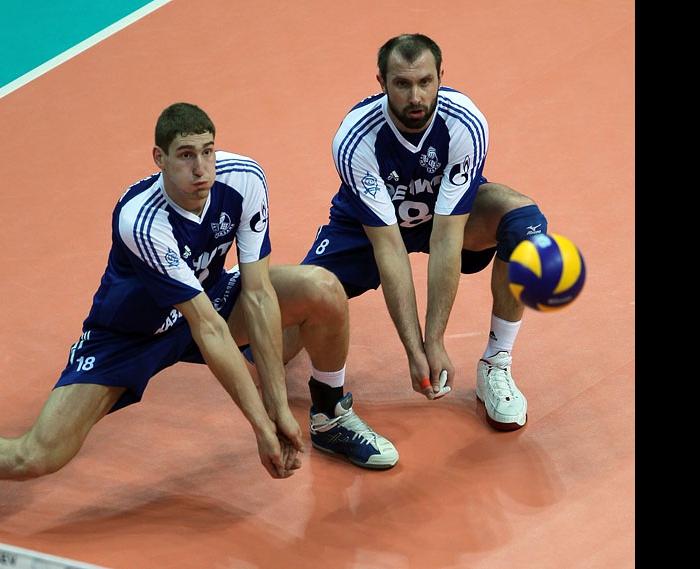 Максим Михайлов и Сергей Тетюхин