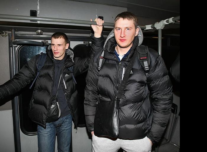 Альберт Строев и Николай Апаликов