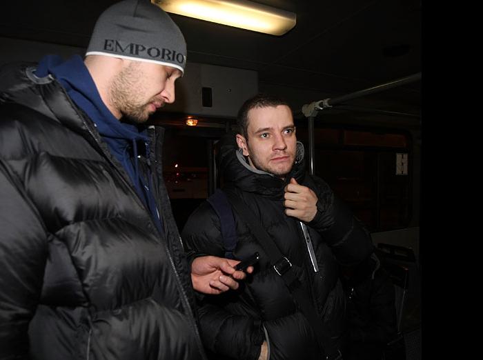 Алексей Черемисин и Владислав Бабичев