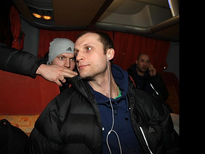 Алексей Бабешин и Максим Пантелеймоненко
