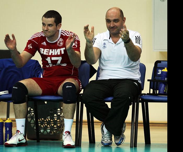 Владислав Бабичев и Юрий Трегубов