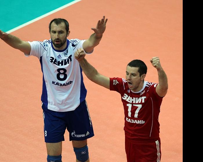 Сергей Тетюхин и Владислав Бабичев