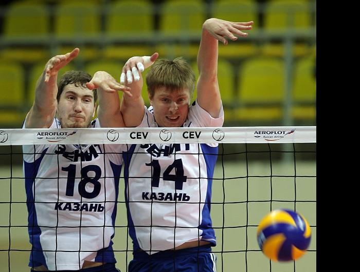Максим Михайлов и Александр Абросимов
