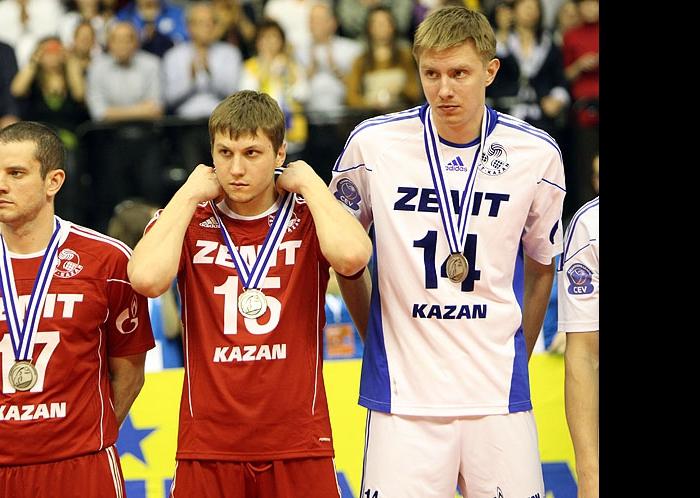 Владислав Бабичев, Алексей Обмочаев и Александр Абросимов