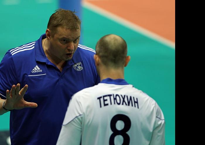 Владимир Алекно и Сергей Тетюхин