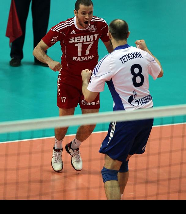 Владислав Бабичев и Сергей Тетюхин