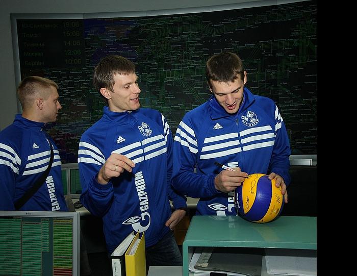 Алексей Бабешин, Евгений Сивожелез и Юрий Бережко