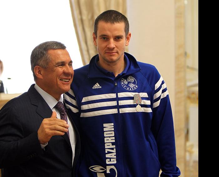 Рустам Минниханов и Владислав Бабичев