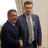 Рустам Минниханов и Сергей Алексеев