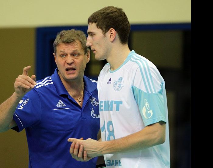 Максим Михайлов и Александр Cеребренников