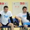 Ленар Шамсутдинов и Аскар Абзалов