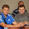 Александр Cеребренников и Владимир Писарев