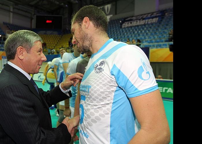 Рафкат Кантюков и Валерио Вермильо