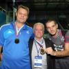 Александр Cеребренников, Георгий Мондзолевский и Владислав Бабичев