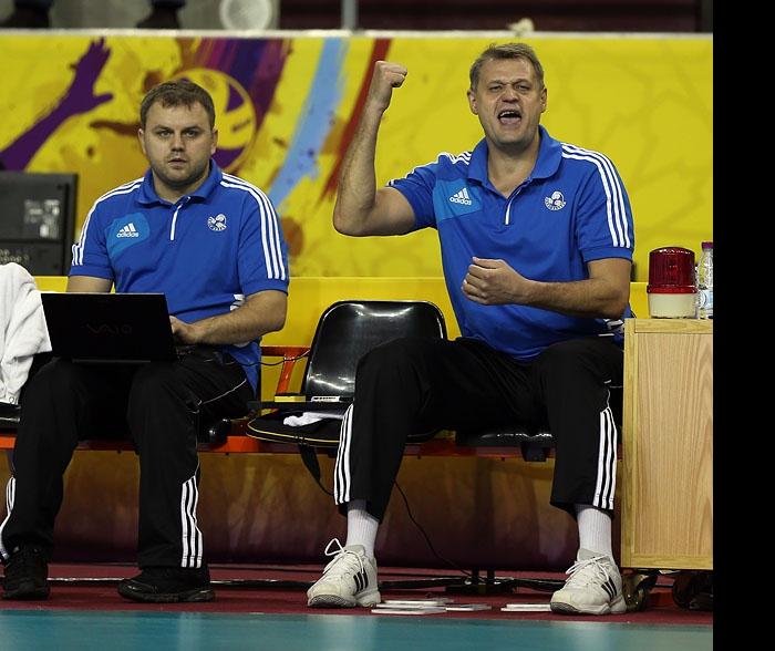 Владимир Писарев и Александр Cеребренников