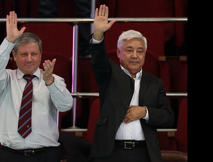 Рафкат Кантюков и Фарид Мухаметшин