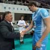 Рафис Бурганов и Николай Апаликов