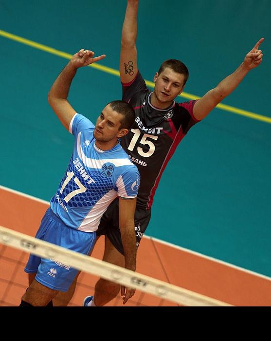 Владислав Бабичев и Алексей Обмочаев