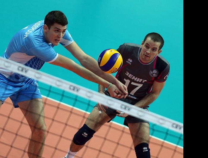 Мэтью Андерсон и Владислав Бабичев