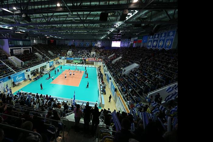 Центр волейбола Санкт-Петербург