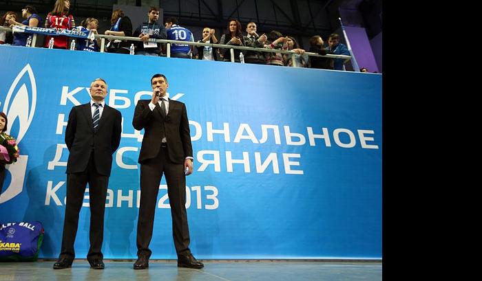Ильхам Рахматуллин и Александр Ярёменко