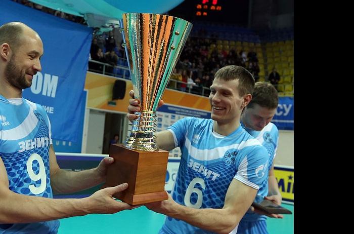 Алексей Черемисин и Евгений Сивожелез