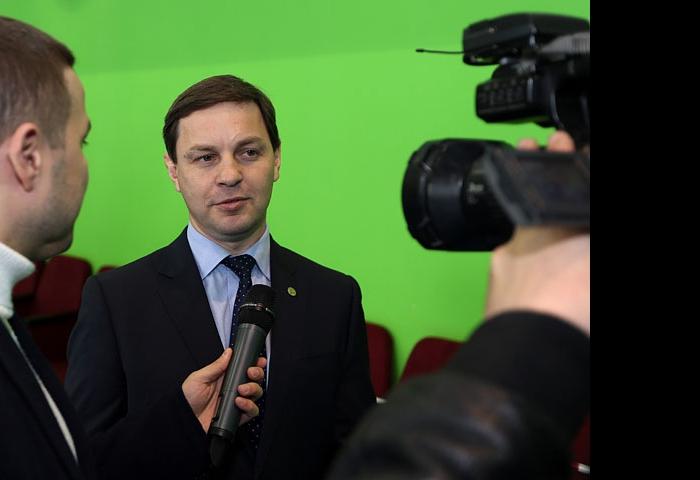 Олег Брызгалов
