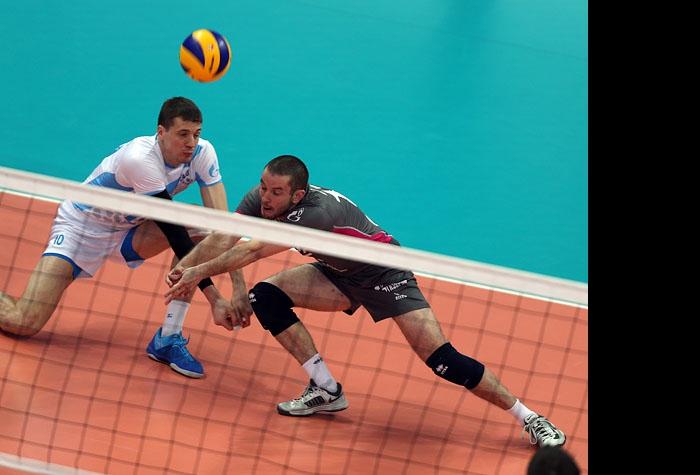 Юрий Бережко и Владислав Бабичев