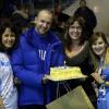 Болельщики поздравили Алексея Вербова с Днем рождения!