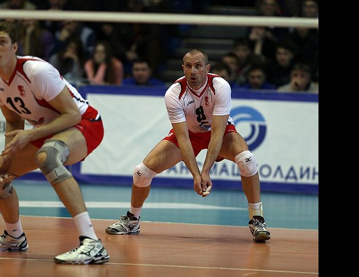 Дмитрий Мусэрский и Сергей Тетеюхин