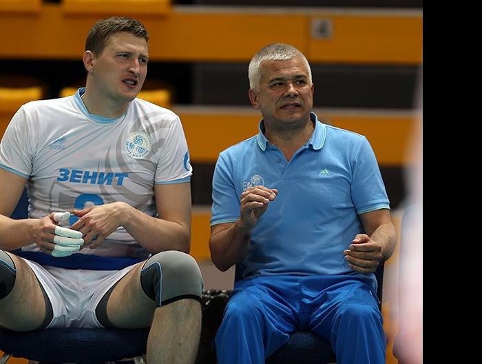 Николай Апаликов и Ильшат Сагитов