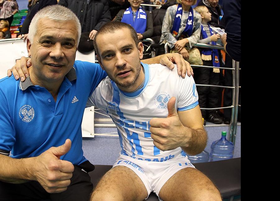 Ильшат Сагитов и Владислав Бабичев