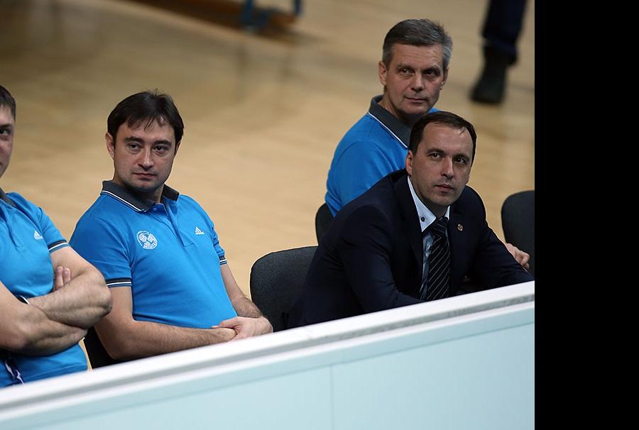 Павел Гревцов, Минсур Мухаметзанов, Олег Колобов и Сергей Алексеев