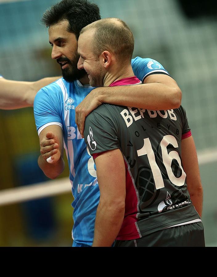 Саид Маруф и Алексей Вербов