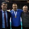 Александр Яременко, Владимир Алекно и Ильхам Рахматуллин