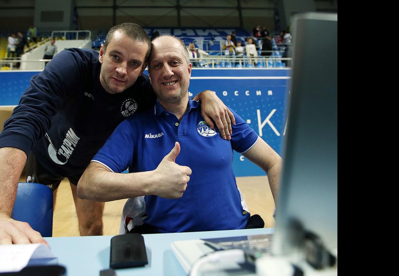 Владислав Бабичев и Юрий Булычев