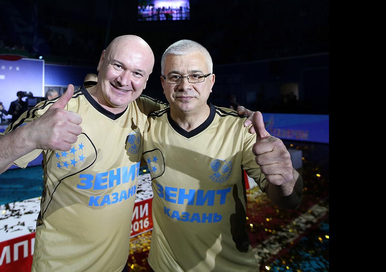 Рамис Шириязданов и Ильшат Сагитов
