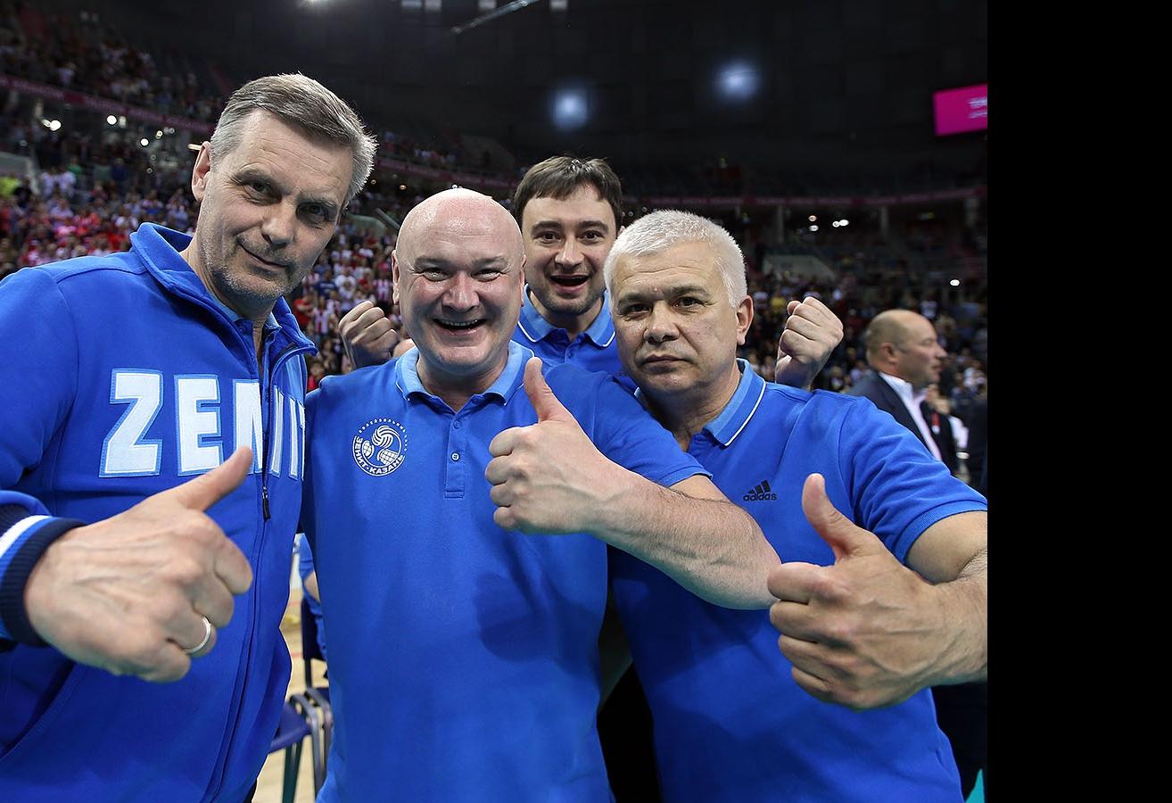 Сергей Алексеев, Рамис Шириязданов и Ильшат Сагитов