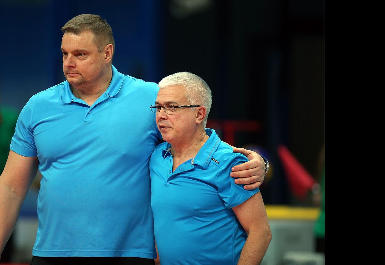 Владимир Алекно и Ильшат Сагитов