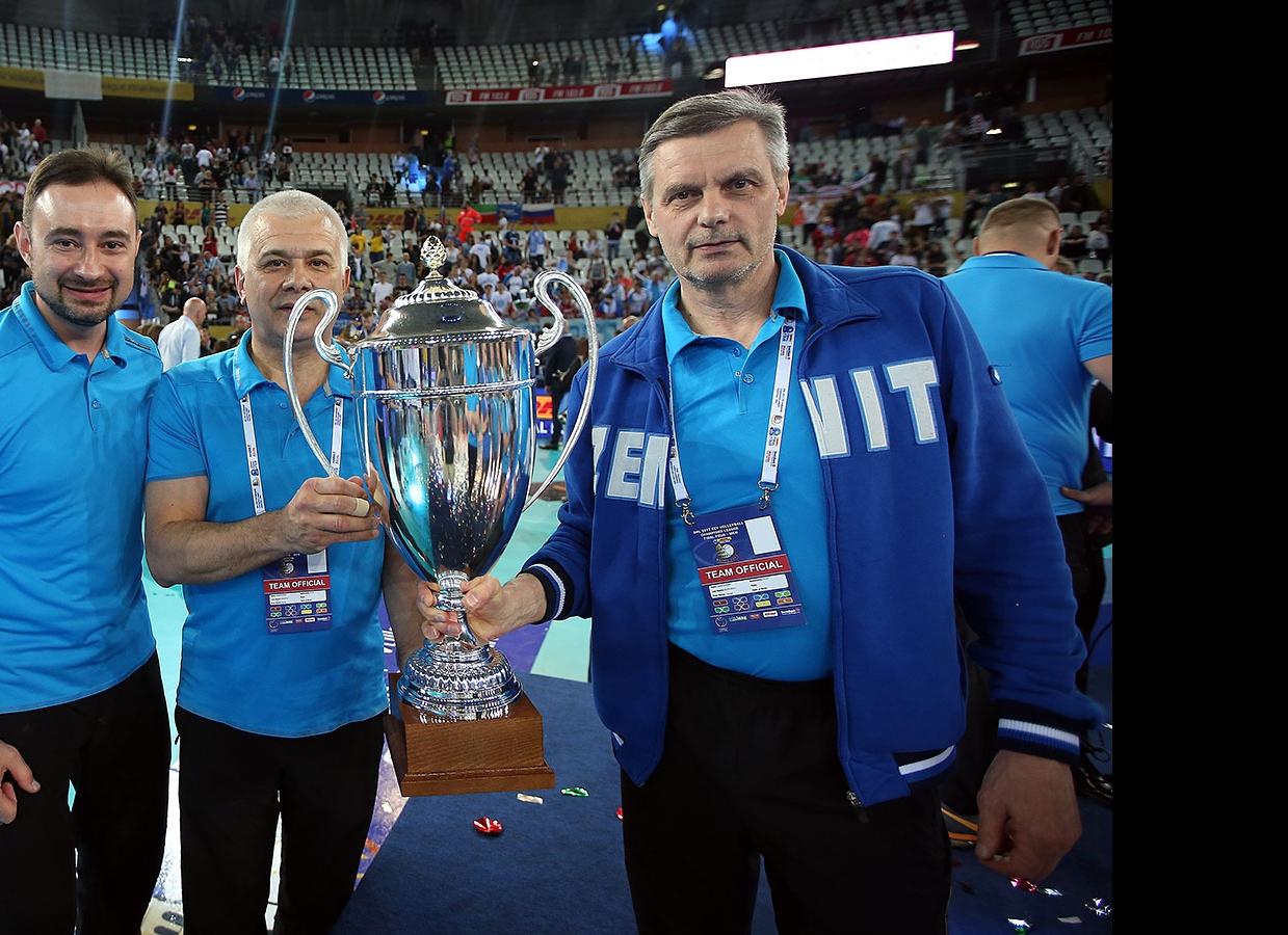 Минсур Мухаметзанов, Ильшат Сагитов и Сергей Алексеев
