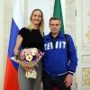 Марина Марюхнич и Сергей Алексеев