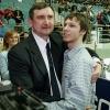 Виктор Сидельников с сыном