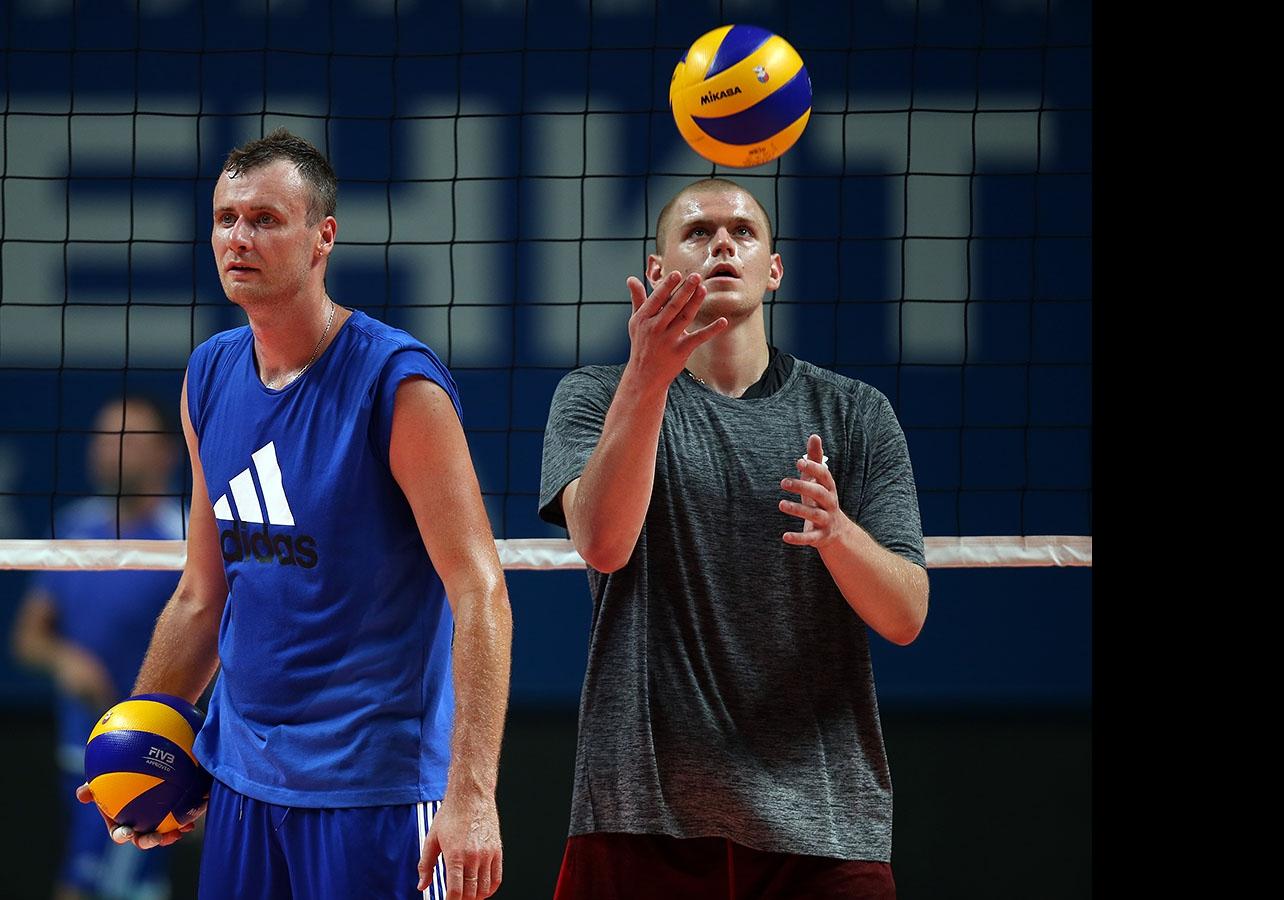 Алексей Самойленко и Никита Алексеев