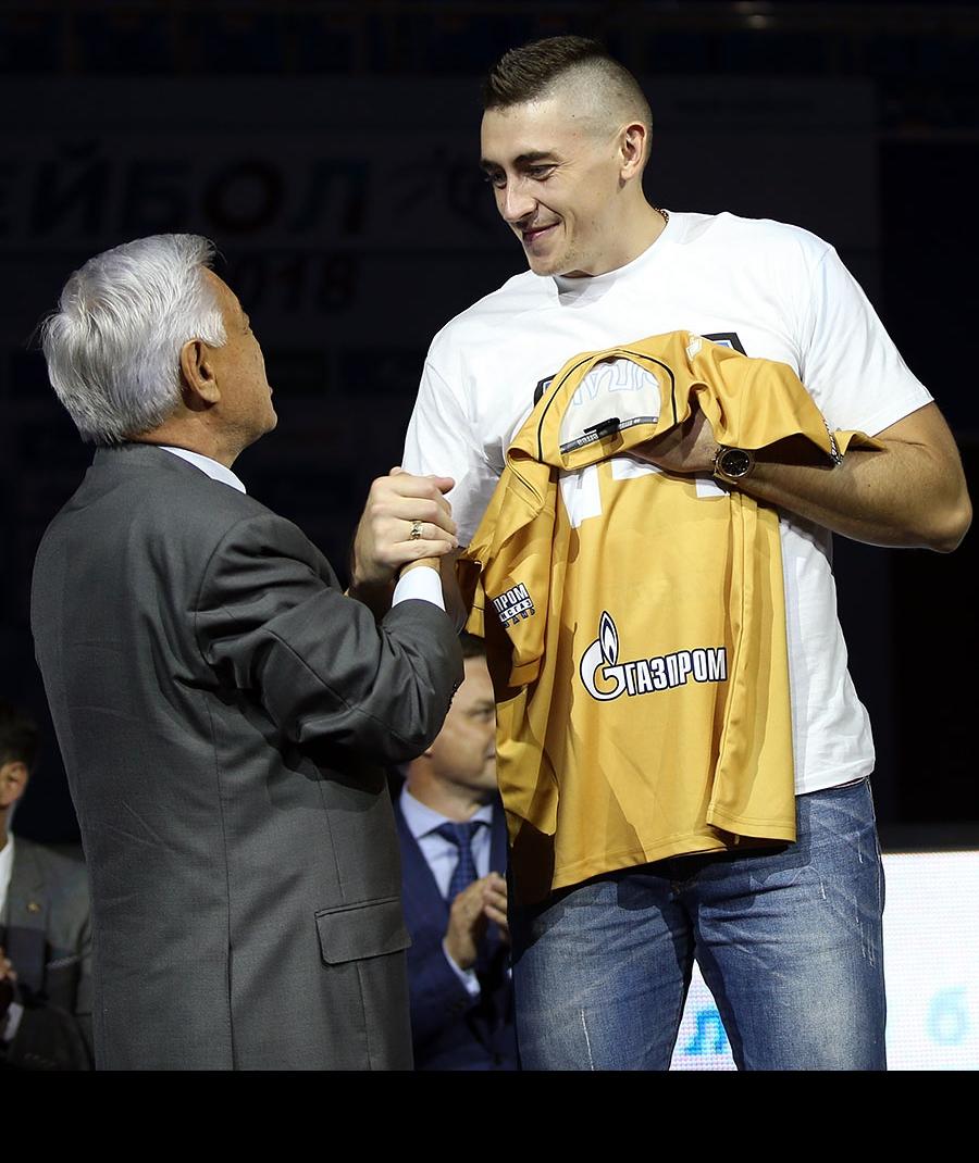 Фарид Мухаметшин и Александр Гуцалюк
