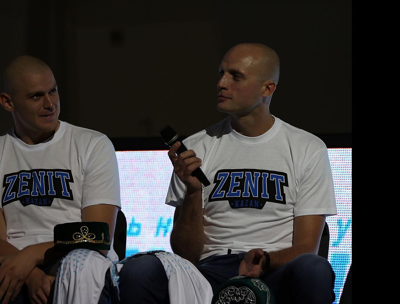 Никита Алексеев и Максим Пантелеймоненко