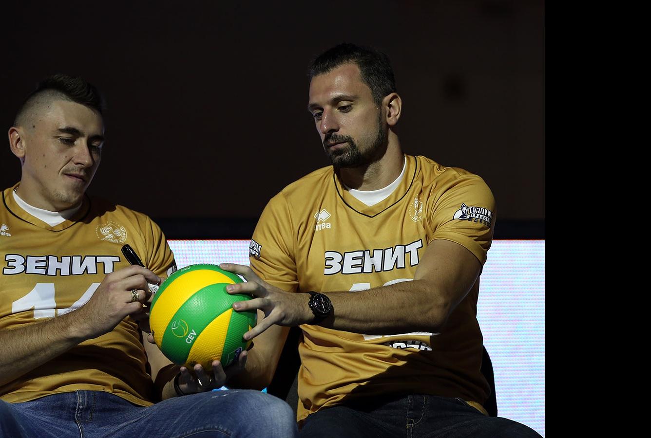 Александр Гуцалюк и Александр Бутько