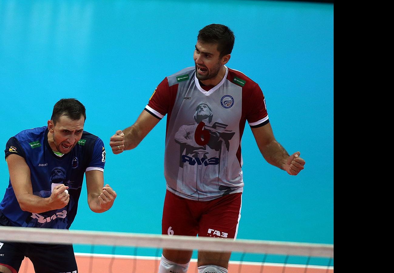 Alexander Sokolov и Максим Шпилёв