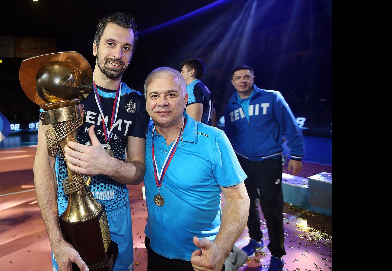 Александр Бутько и Ильшат Сагитов