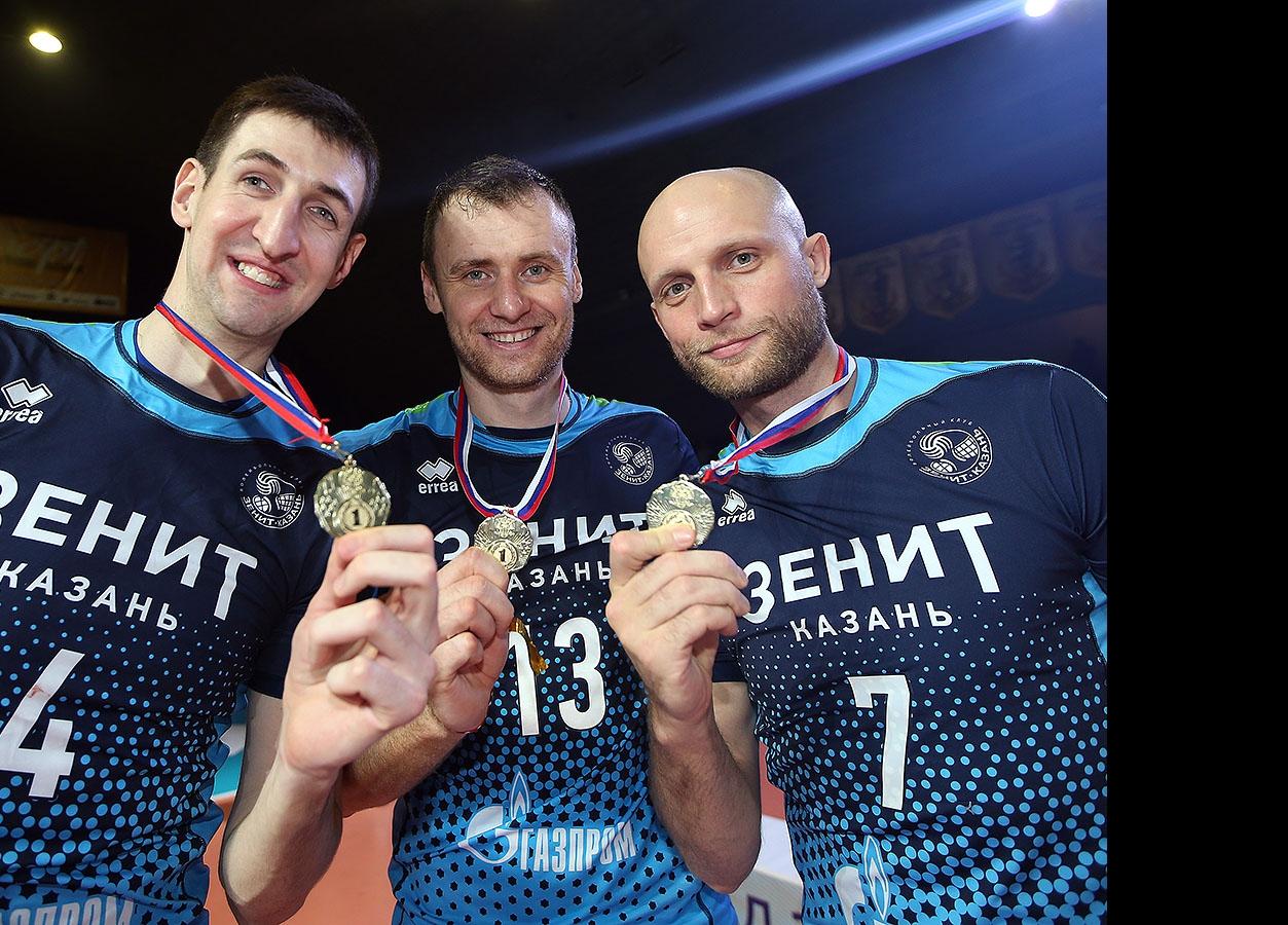 Алексей Самойленко, Артём Вольвич и Максим Пантелеймоненко
